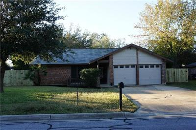 Georgetown Rental For Rent: 1002 Ranch Rd
