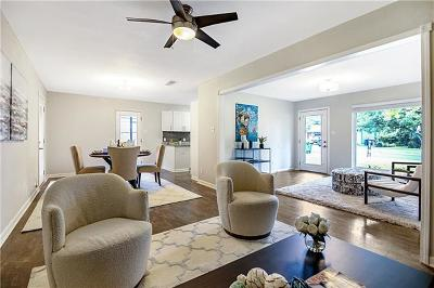 Austin Single Family Home For Sale: 8505 Brookfield Dr