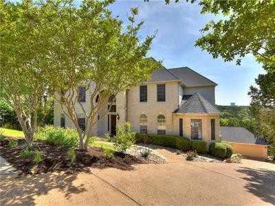 Austin Single Family Home For Sale: 8101 Vailview Cv