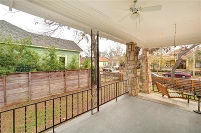 Single Family Home For Sale: 1000 Willow St