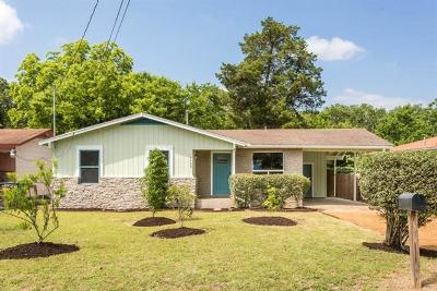 Single Family Home For Sale: 5409 Downs Dr