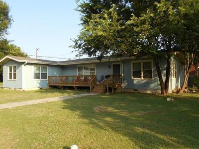 Lockhart Single Family Home Pending - Taking Backups: 711 W Prairie Lea St