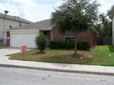 Bastrop Single Family Home Pending - Taking Backups: 204 Outfitter Dr