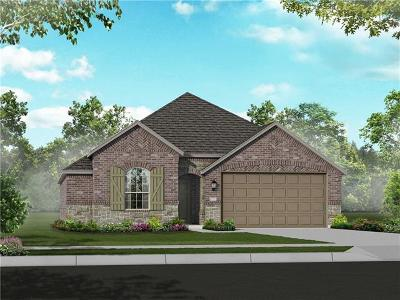Round Rock TX Single Family Home For Sale: $274,990