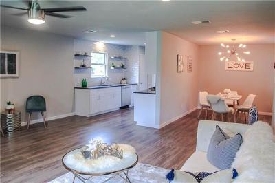 Austin Single Family Home Pending - Taking Backups: 3801 Alexandria Dr