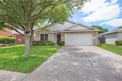 Cedar Park TX Single Family Home For Sale: $282,000