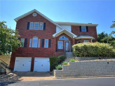 Austin Single Family Home For Sale: 5725 Misty Hill Cv