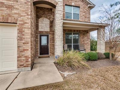 Manor Single Family Home For Sale: 13416 Indian Oak Bnd