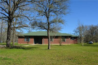 Bastrop County Single Family Home For Sale: 169 Pettytown Rd