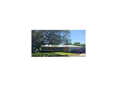 Lampasas Single Family Home For Sale: 1126 Nix Rd