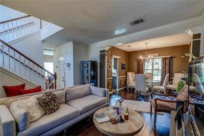 Hays County, Travis County, Williamson County Single Family Home For Sale: 4901 Allison Cv