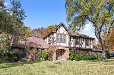 Austin Single Family Home For Sale: 10406 La Costa Dr