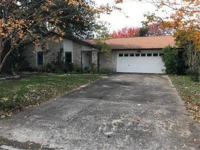 Single Family Home For Sale: 12404 Willow Wild Dr