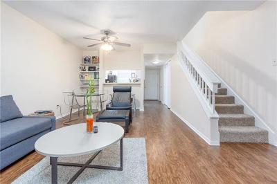 Austin Condo/Townhouse For Sale: 2018 W Rundberg Ln #10B
