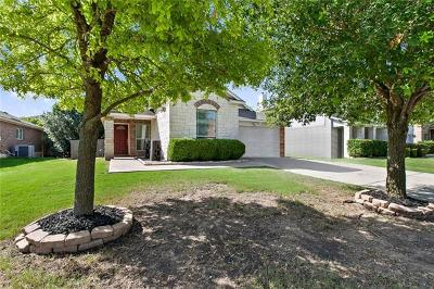 Kyle Single Family Home Active Contingent: 221 Bloomsbury Dr