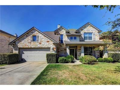 Cedar Park Single Family Home Pending - Taking Backups: 1701 Chula Vista Dr