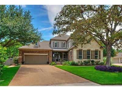 Round Rock Single Family Home Pending - Taking Backups: 3504 Hidden Oaks Cv