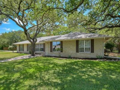 Single Family Home For Sale: 8703 Point West Dr