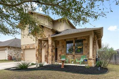 Hays County Single Family Home For Sale: 323 Rosemary Holw