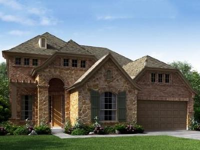 Round Rock Single Family Home For Sale: 2208 Hat Bender Loop