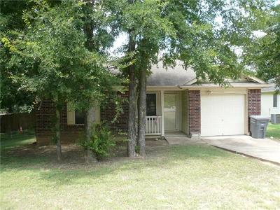 Bastrop County Single Family Home For Sale