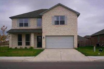 Hutto Rental For Rent: 301 Lone Star Blvd