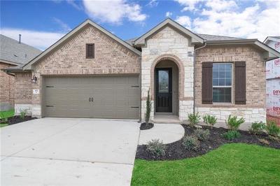 San Marcos Single Family Home For Sale: 157 Emerald Garden Rd