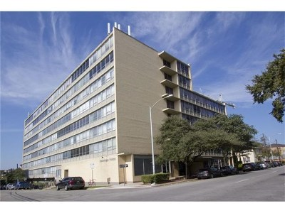 Condo/Townhouse Pending - Taking Backups: 1800 Lavaca St #A-614