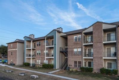 Austin Condo/Townhouse For Sale: 12166 Metric Blvd #3011