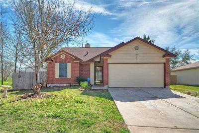 Cedar Creek TX Single Family Home For Sale: $168,000