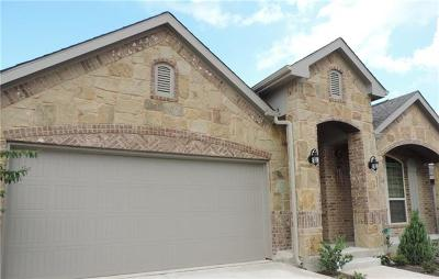 Georgetown Single Family Home For Sale: 117 Crescent Heights