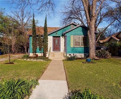 Single Family Home For Sale: 5015 Shoal Creek Blvd