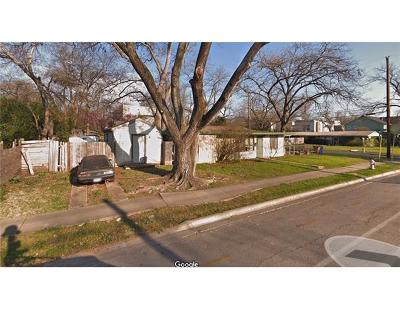 Austin Residential Lots & Land Pending - Taking Backups: 1708 Bluebonnet Ln