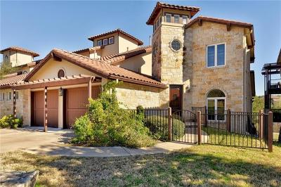 Steiner Ranch Condo/Townhouse For Sale: 2601 N Quinlan Park Rd #601