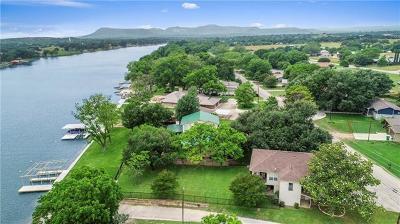 Kingsland TX Single Family Home For Sale: $989,000
