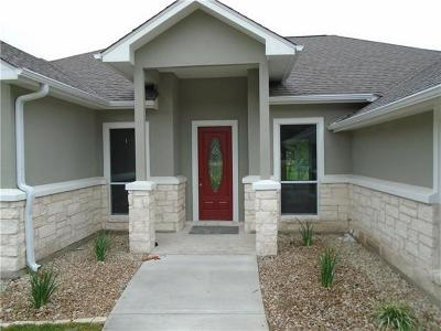 Lago Vista Single Family Home Active Contingent: 21111 Greenpark Dr
