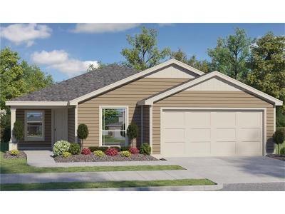 Hutto Single Family Home Pending: 106 Dickinson Bayou Cv