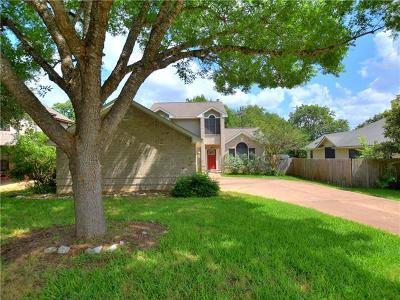 Austin Single Family Home For Sale: 8009 Elkhorn Mountain Trl
