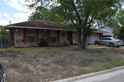 Lockhart Single Family Home For Sale: 1400 Trinity St