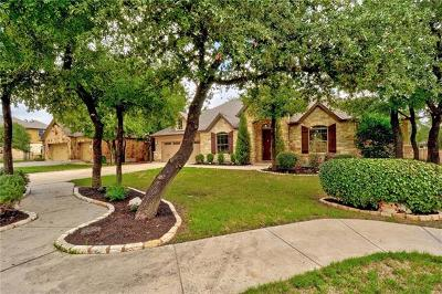 Travis County, Williamson County Single Family Home Pending - Taking Backups: 10621 Camillia Blossom Ln