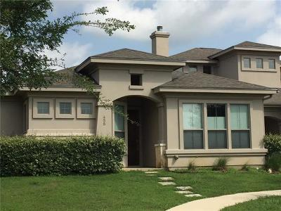 San Marcos Condo/Townhouse For Sale: 458 Stagecoach Trl