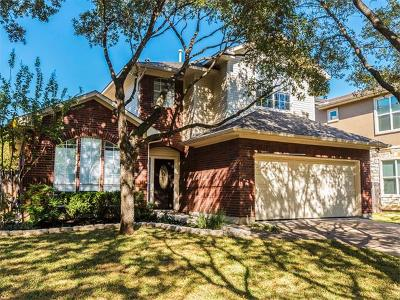 Travis County Single Family Home For Sale: 1821 Dapplegrey Ln
