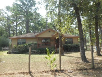 Bastrop County Single Family Home Pending - Taking Backups: 113 Century Ln