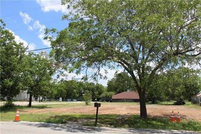 Hutto Residential Lots & Land For Sale: 306 Church St
