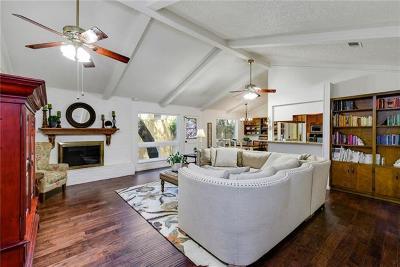 Austin TX Single Family Home For Sale: $609,800