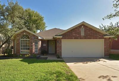 Hays County, Travis County, Williamson County Single Family Home Pending - Taking Backups: 4804 San Simeon Dr