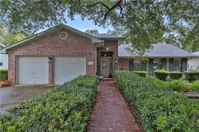 Austin  Single Family Home For Sale: 2514 Baxter Dr