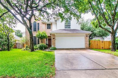 Cedar Park Single Family Home Pending - Taking Backups: 1510 Avery Elissa Ln