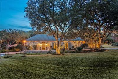 Austin Single Family Home Pending - Taking Backups: 3600 Winding Creek Dr