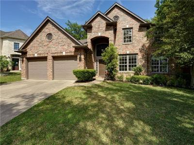 Austin Single Family Home For Sale: 9923 Barbrook Dr